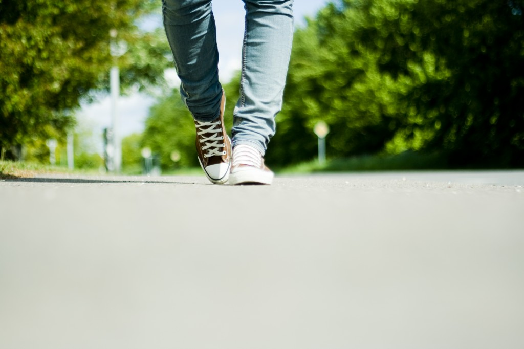 Take a Stroll and Enjoy God's Creation