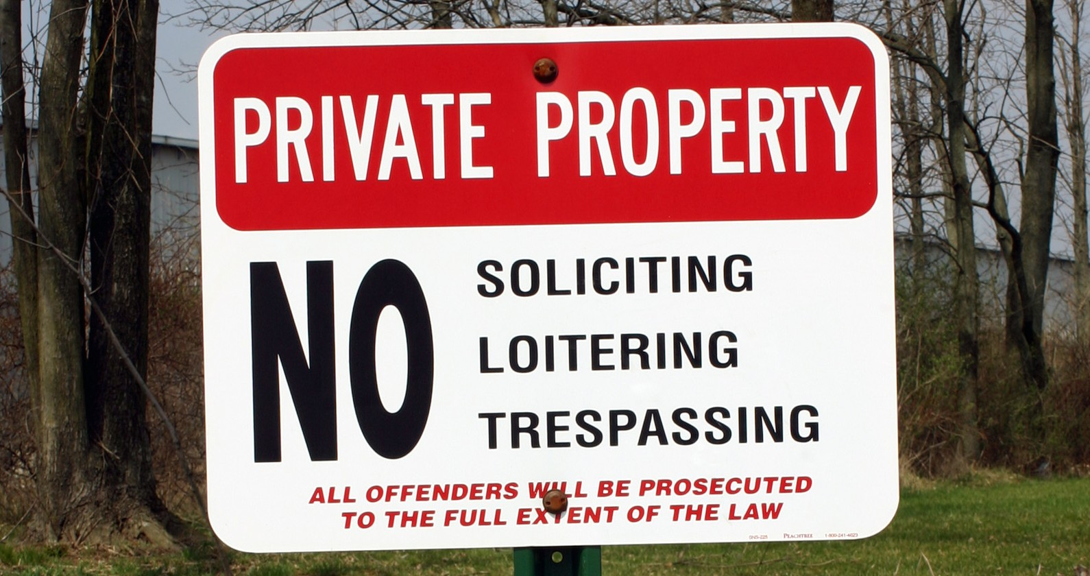 3 Reasons to Stop Being a Private Property Christian