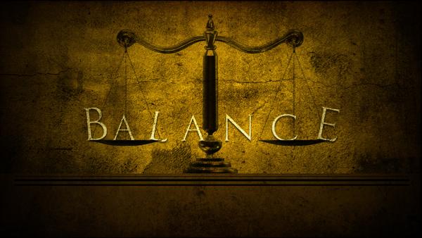 Will You Help Bring Biblical Balance to the Church?