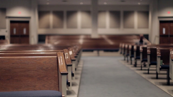 Auditorium Empty