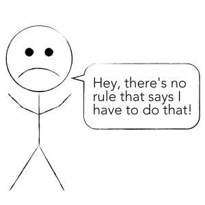 Christian Rule-Keeper 2