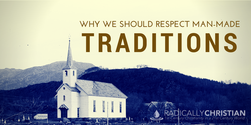 RESPECT TRADITIONS