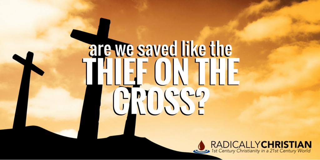 thief on the cross