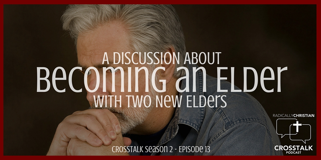 A Discussion About Becoming an Elder – CrossTalk S2E13