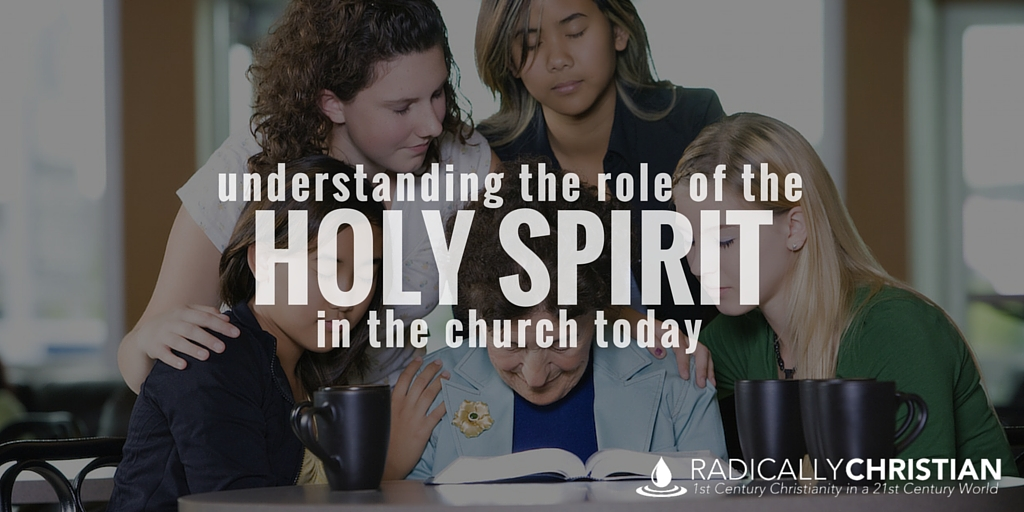 Understanding the Role of the Holy Spirit in the Church Today