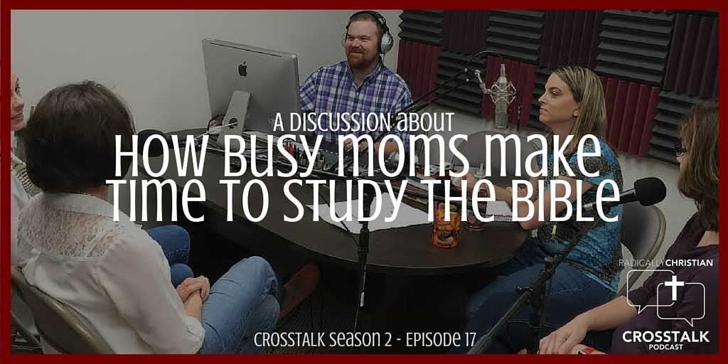 CrossTalk - Bible Study for Moms