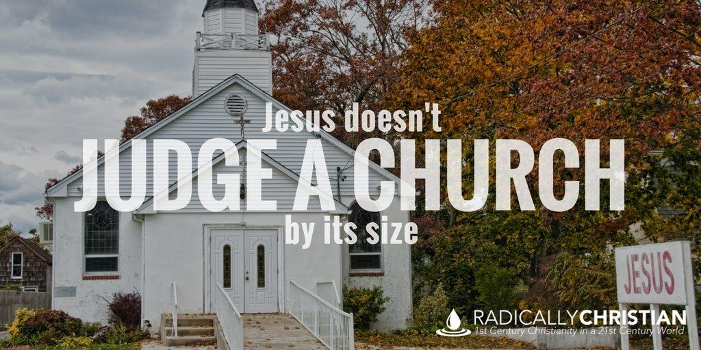 church size