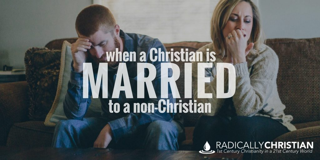 married non-christian