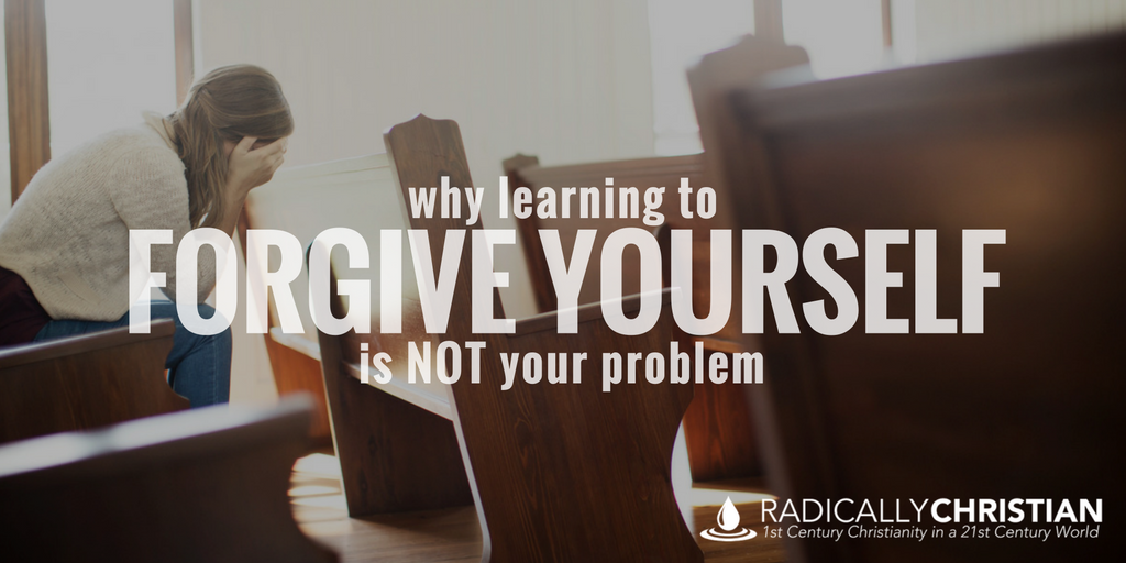 Sermons about Forgive Yourself - SermonCentral.com