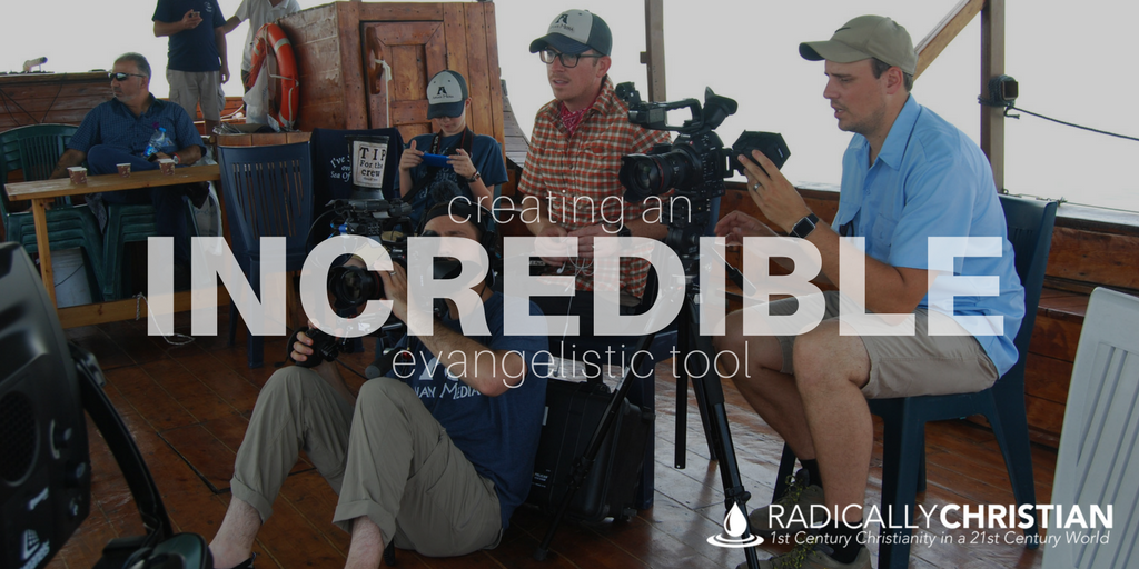 Creating an Incredible Evangelistic Tool