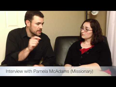 Video Interview with Pamela McAdams, Missionary in Scotland