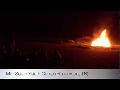 Light the Fire in My Soul: Singing at Camp