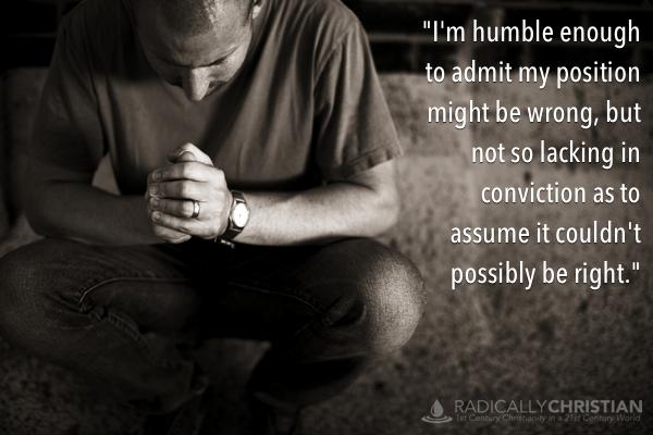 Humble Man