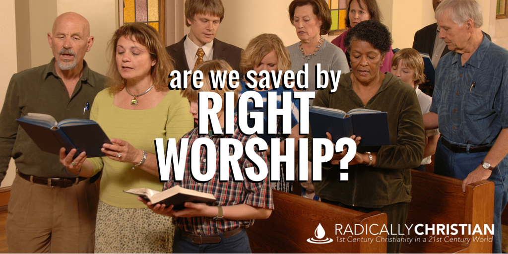 right worship