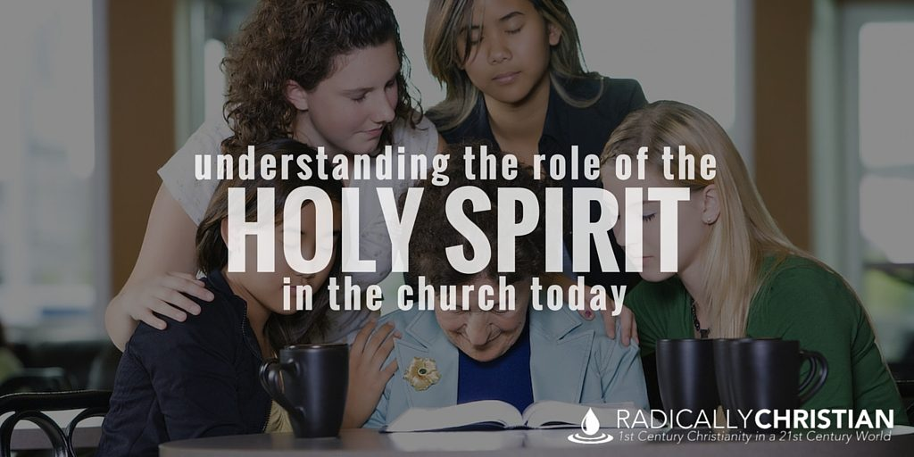 the role of the holy spirit