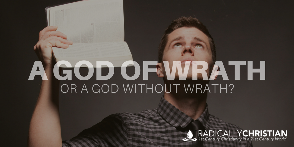 A God of Wrath or A God Without Wrath?