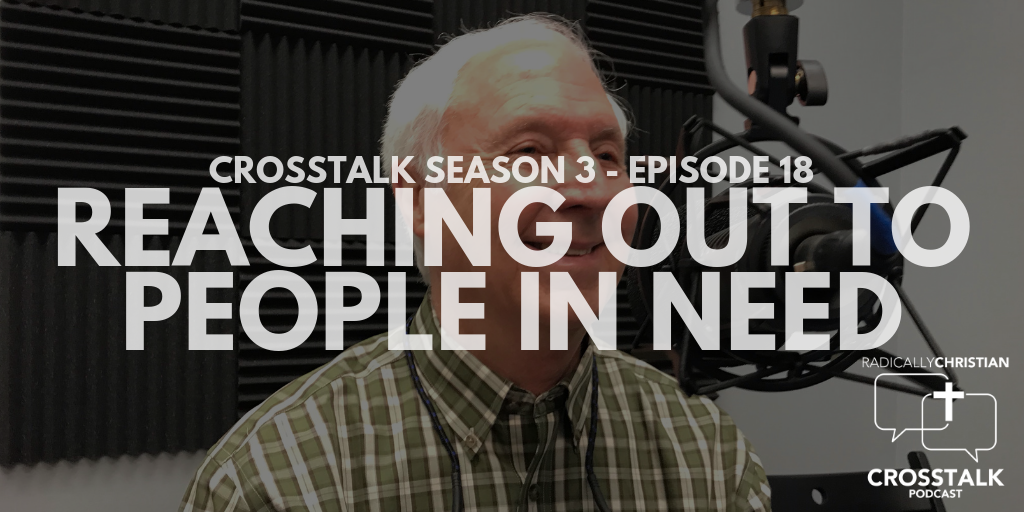 Reaching Out to People in Need – CrossTalk S3E18